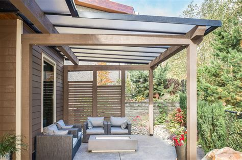backyard wood patio patio covers lumon canada
