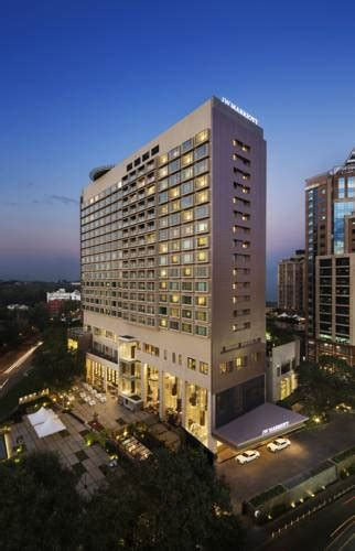 Garden Apartments Vittal Mallya Road Bangalore Marriott Hotels In Bangalore India Booking