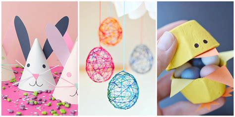 easter arts and crafts for 21 easter crafts for easter projects for