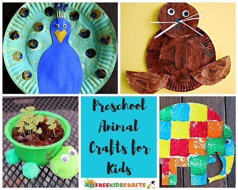 animal crafts for 100 preschool animal crafts and more allfreekidscrafts