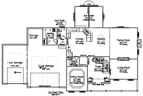 new home floorplans carriage house plans new home plans