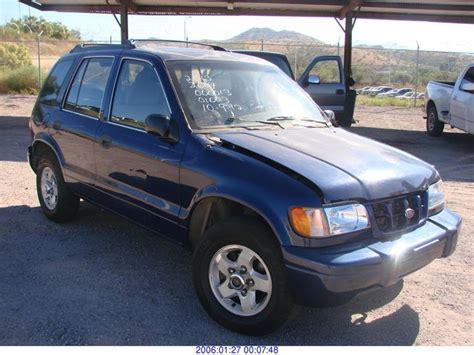 service manual how do i learn about cars 1998 kia sportage auto manual sunchaser2001 1998