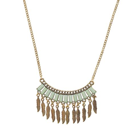 feathers for jewelry feathers forever necklace trendy jewels