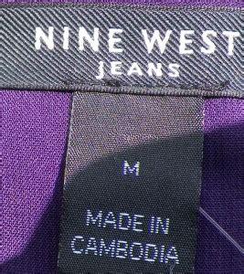 bead shop claremont nine west claremont purple silky top size m nwt gold
