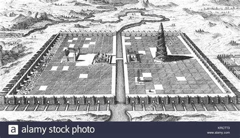 Der Garten Ischtar by Iraq Babylon Stockfotos Iraq Babylon Bilder Alamy