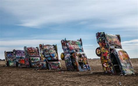 The Cadillac Ranch by The Cadillac Ranch Picture Of Cadillac Ranch Amarillo