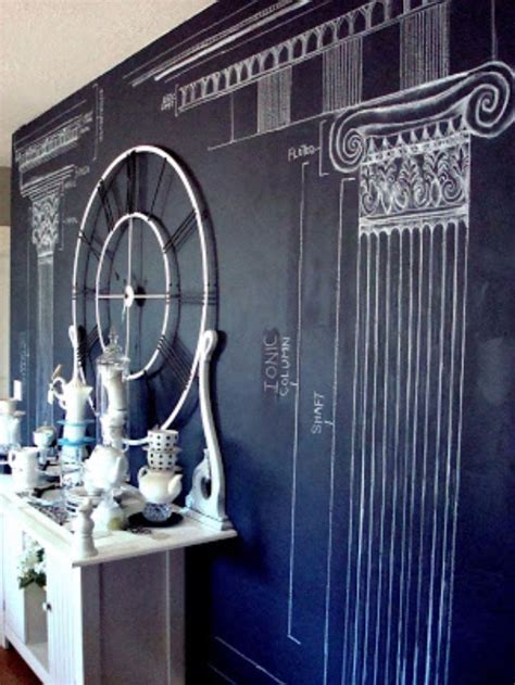 chalk paint wall ideas 52 diy chalkboard paint ideas for furniture and decor