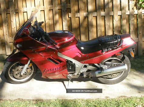 1992 Suzuki Katana by 1992 Suzuki Katana 1100 Pictures To Pin On