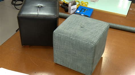 recovering an ottoman how to recover an ottoman