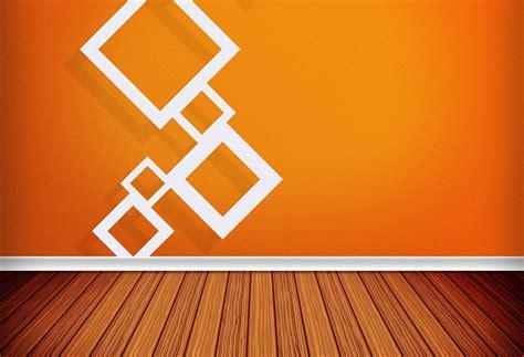 orange walls orange wall interior design interior design