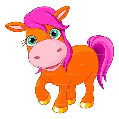orange pony clipart orange pony free clipart images image 24019