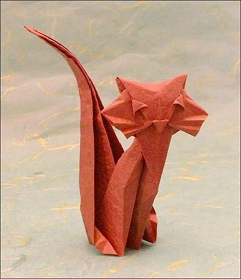origami cat ears origami cats