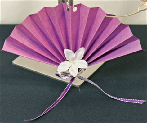 easy crafts for with construction paper construction paper fan ornament funezcrafts funblog