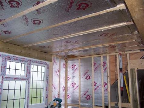 Do Ceilings Have Studs by Stud Wall Insulation Insulation