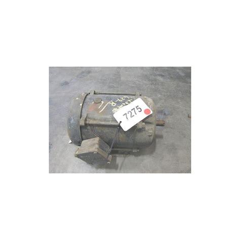 3hp Electric Motor by Used 3hp Baldor Electric Motor Motors Drives