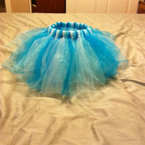 how to sew on tulle the no measure no sew no sweat tutu beautiful entropy
