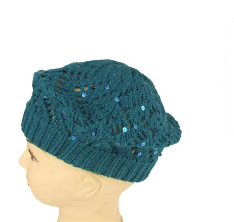 how to knit a beret beret knit hat pattern catalog of patterns