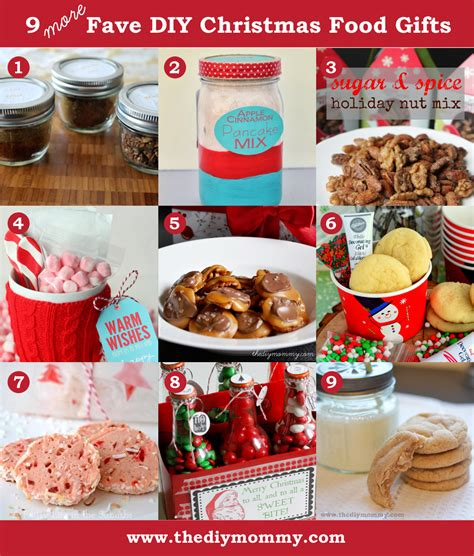 food gifts for presents a handmade more diy food gifts the diy