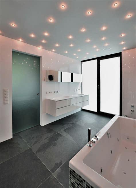 Dark Kitchen Ideas 1001 ideen f 252 r badbeleuchtung decke effektvolle und