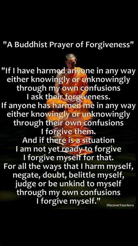 buddha prayer buddhist prayer of forgiveness inspiration faith