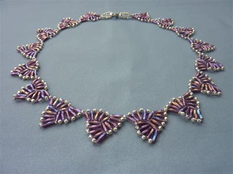 bead jewelry tutorials pretty bugle bead jewelry beading tutorials the beading