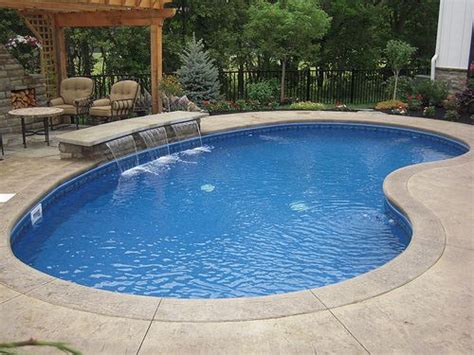 backyard inground pool designs 19 swimming pool ideas for a small backyard homesthetics