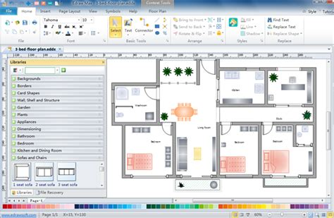 free home plan design software floor plan design software