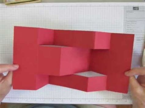 how to make tri fold cards how to make a trifold shutter card base