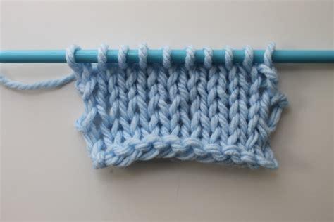 knitting edge stitch 4 ways to neaten knit edge stitches