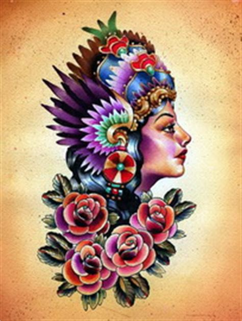 aztec princess fernando casillas flickr