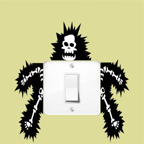 wall stickers outlet outlet or light switch wall decal sticker