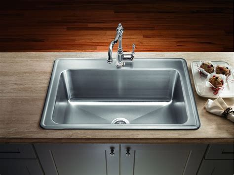 oversized stainless steel kitchen sinks stainless steel drop in kitchen sinks the homy design
