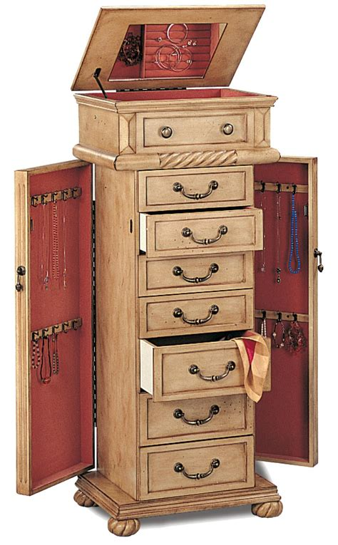 how to make a jewelry armoire jewelry armoires jewelry armoire in a light green tint