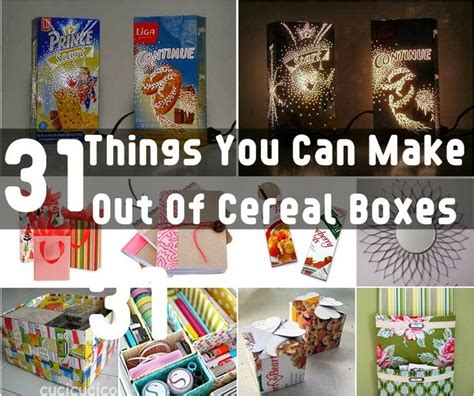 cereal crafts for 10 images about cereal box ideas on research