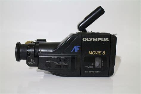 camara de video 8mm camara filmadora 8mm marca olympus japonesa video 8 bs