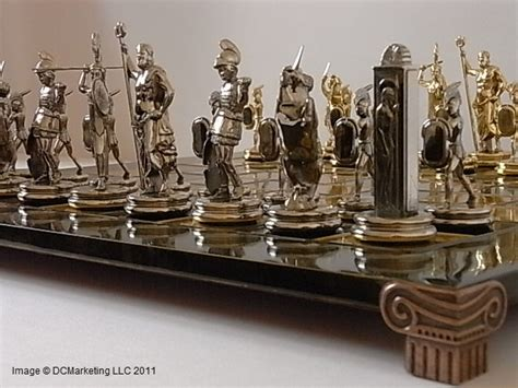 metal set metal themed chess sets high quality