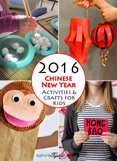 year craft ideas for new year activities and crafts for tips
