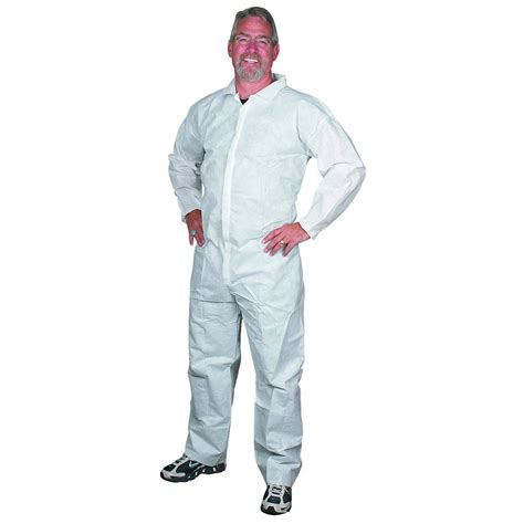 spray painter overalls white coverall x large