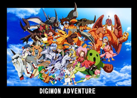 digimon adventure digimon adventure review characters our digital chions