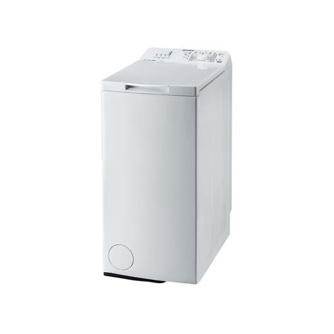 lave linge top indesit itwa51052wfr