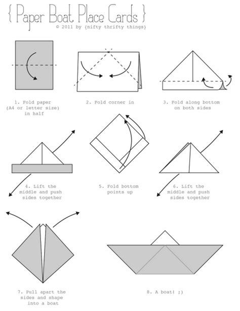 how to make a origami pirate ship the 25 best ideas about paper boats on sailor