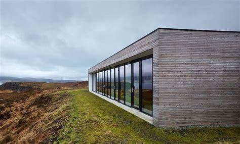 isle houses modern cliff house overlooks stunning seaside views on