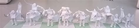 how to make origami chess pieces origami chess pieces by williamclinch on deviantart