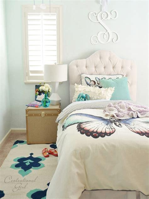 butterfly bedroom girl s room corner centsational