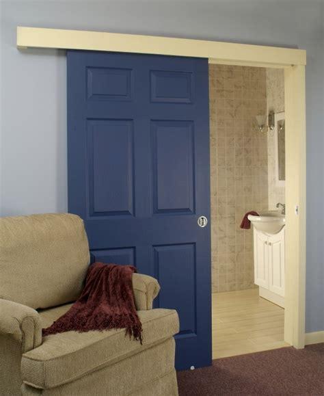 hanging door ingenious door sliding system for saving valuable space in