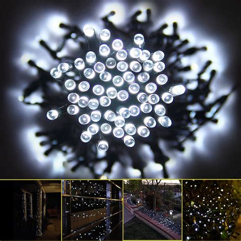 solar powered tree lights 19 solar powered outdoor tree lights snow covered