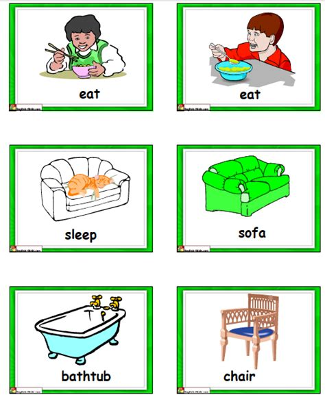how to make flash cards at home mrs jonjic s esl