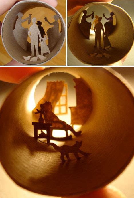 craft out of toilet paper roll geekygamergal s musings crafts made with toilet paper