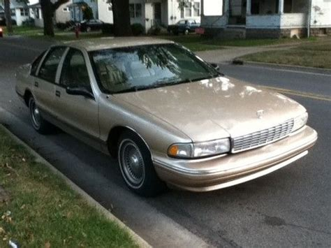 automobile air conditioning repair 1996 chevrolet caprice classic transmission control purchase used 1996 chevy caprice classic in jackson michigan united states