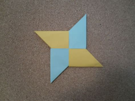 easy origami weapons origami